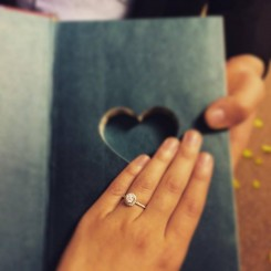 Ring and book