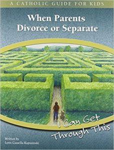why do parents get divorced
